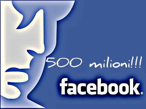 facebook500milioni