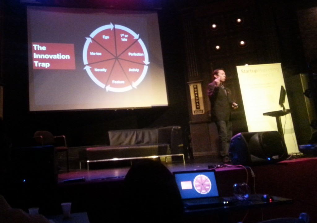 brian solis - startup marketing conference sf