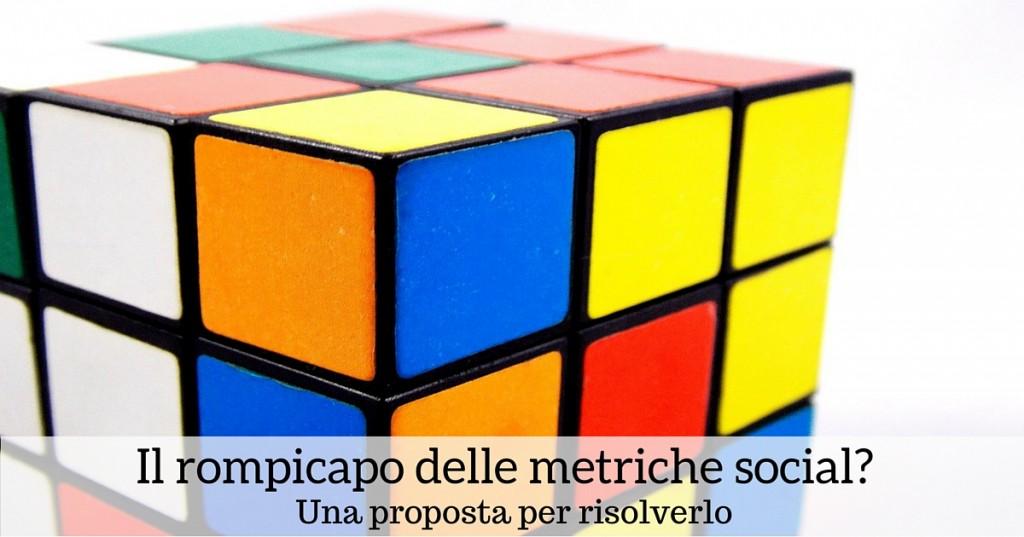 Il rompicapo delle metriche social (2)